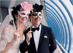 Главное, все-таки, чтобы жених оценил свадебное платье…