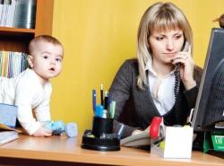 Материнство и карьера