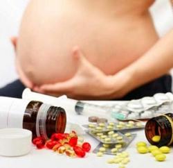 Прием лекарств во время беременности